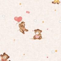 Papel de Parede Vinílico Higienizável Hello Kids - HK224601R