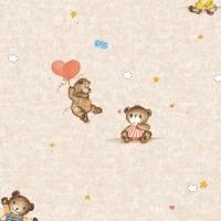 Papel de Parede Vinílico Higienizável Hello Kids - HK224602R