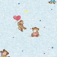 Papel de Parede Vinílico Higienizável Hello Kids - HK224604R