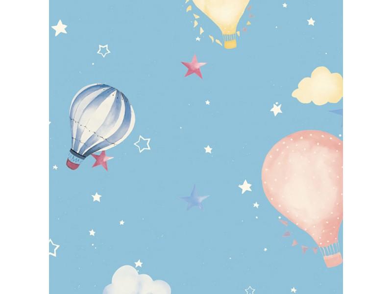 Papel de Parede Vinílico Higienizável Hello Kids - HK223702R